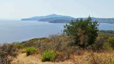 Elba, rondrit, uitzicht
